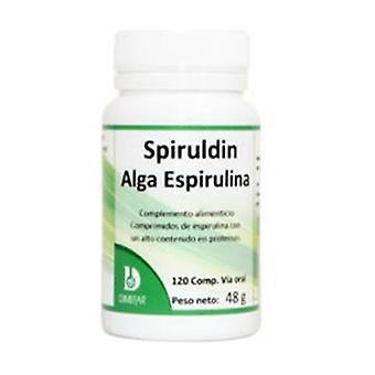 Spirulina 120 tabletten van 400mg
