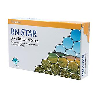 MontStar Royal Jelly BN-STAR hypericum 20 ampoules