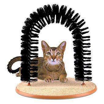 Kabalo Cat & Mačiatko Pet zastrihávanie poškriabaniu Post Arch Vlastné kefa Masáž zastrihávač Nip