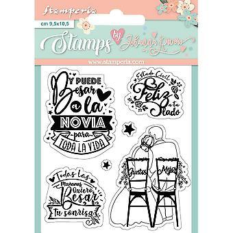 Stamperia Toda la Vita Clear Stamps