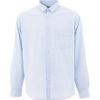 Jacquemus 206sh01206103232 Heren's Lichtblauw Katoenen Shirt