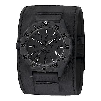KHS - Men's Watch - Shooter MKII Automatic Leather Kraftband - KHS. SH2AXTHC. Lk