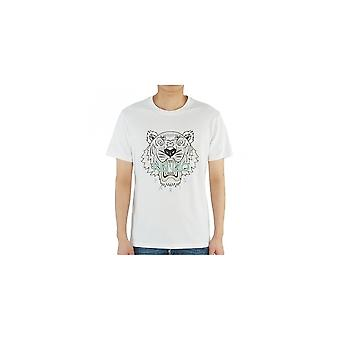 Kenzo Classic Tiger valkoinen T-paita