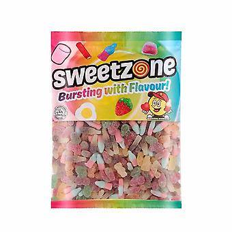 SweetZone Bursting With Flavour Halal Pick n Mix 1kg