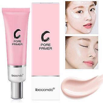 Facial Zero Pore Make Up Primer Base Face Soft Makeup Invisible Skin Pore Corrector