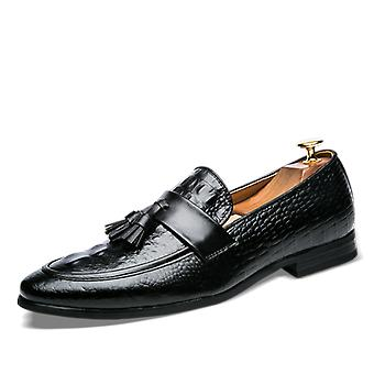 Mickcara men's slip-on loafers 2367
