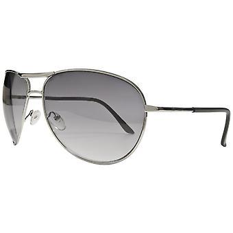 Sonnenbrille Unisex    Kat.2 silber smoke/schwarz (AMM19110 C)
