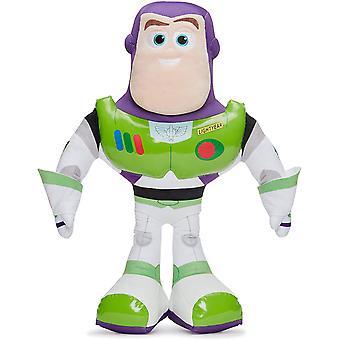 Disney 37274 Pixar Lelutarina 4 Buzz Lightyear Pehmeä Nukke - 56 cm