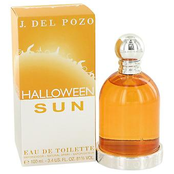 Halloween zon eau de toilette spray door jezus del pozo 100 ml