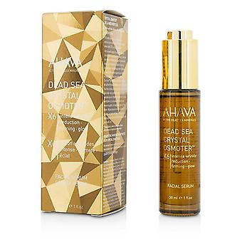 Ahava dode zee Crystal Osmoter X 6 Facial Serum 30ml / 1oz