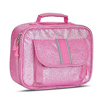 Sparkalicious Pink Lunchbox