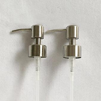 Hand Liquid Soap Pump Dispenser Nozzle For Bathroom Kitchen