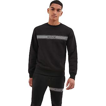 NICCE Axiom Sweatshirt Black 52