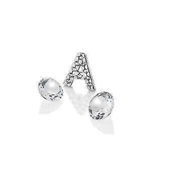Anais Diamante Fierbinte Anais Sterling argint A Charm AC069