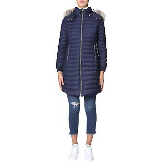 Tatras Lta20a458175 Women's Blue Wool Down Jacket