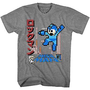 Mega Man Mega Mega Man T-shirt