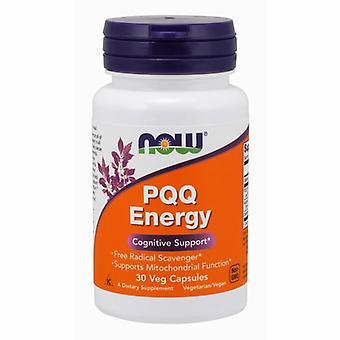 Jetzt Lebensmittel PQQ Energie, 30 Veg Caps