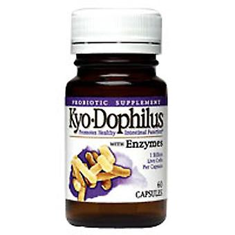 Kyolic Kyo-Dophilus, WITH ENZYMES, 60 CAP