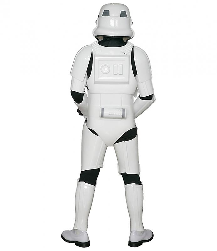 Star Wars Stormtrooper Costume Armour with Accessories and Ready to Wear - Original Replica - A New Hope - STANDARD SIZE