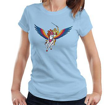Masters of the Universe Hon Ra Swift Wind Women's T-Shirt