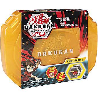 Bakugan Storage Case Gold