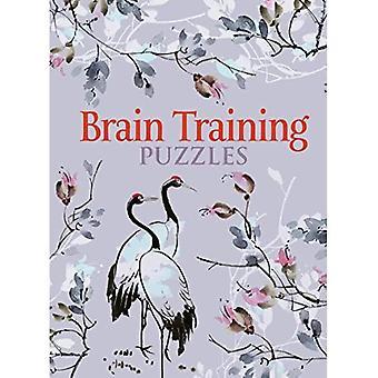 Brain Training Puzzles (Pretty Pocket puzzles)