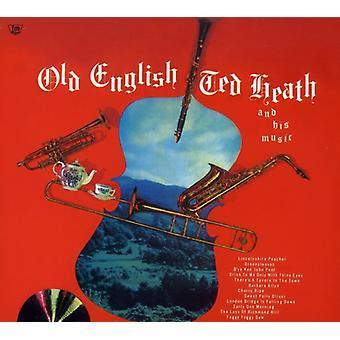 Ted Heath & hans musik - gamla engelska [CD] USA import
