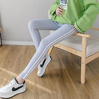 Spring Casual Maternity, Elastic Waist Belly Sports Legging Clothes
