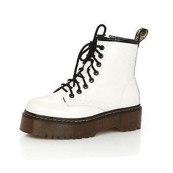 חדש סתיו פלטפורמה מגפיים ספוג עוגת נשים's מגפיים