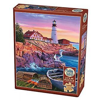 Cobble hill puzzle - lighthouse cove