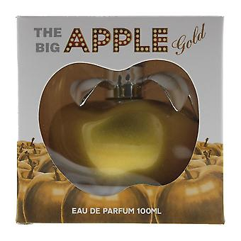 The Big Apple Gold Eau de Parfum 100ml Spray