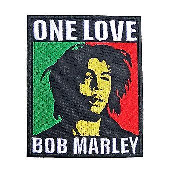Bob Marley Patch One Love uusi virallinen