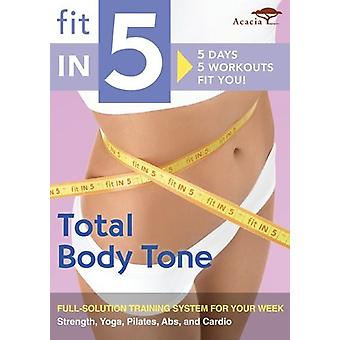 Fit in 5: Total Body Time [DVD] USA import