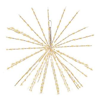 Let bold - LED-belysning - 100 varme hvide lysdioder