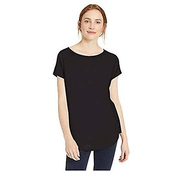 Marca - Daily Ritual Women's Supersoft Terry Dolman-Sleeve Boat-Neck S...