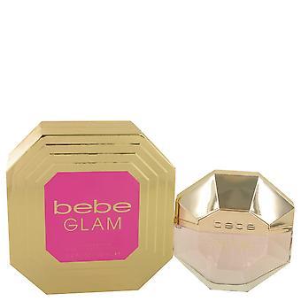 Bebe Glam jäseneltä Bebe Eau De Parfum Spray 3,4 oz/100 ml (naisten)