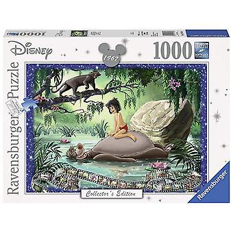 Ravensburger Disney Collector's Edition Jungle Book 1000 Piece Jigsaw Puzzle