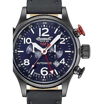 Reloj para hombre Ingersoll IN3218BBL, Automático, 46mm, 5ATM