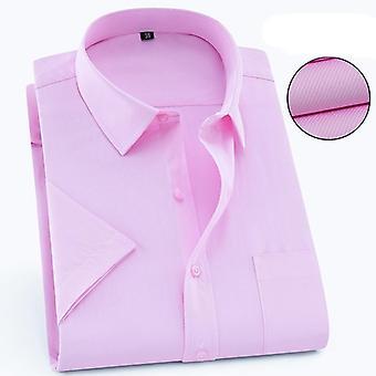 Short Sleeve Slim Fit paidat