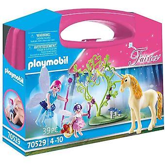 Playmobil 70529 Fairy Unicorn Carry Case
