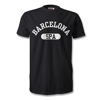 Barcelona Spain City T-Shirt
