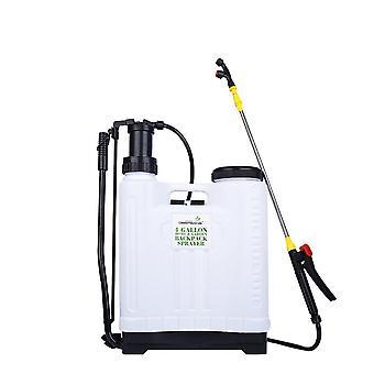 Handmatige sproeier gieter, druk desinfectie muggen doden plant,