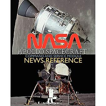 NASA Apollo Spacecraft Command and Service Module Nyhetsreferens