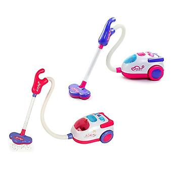 Simulation Vacuum Cleaner Toy For Role-play Skills