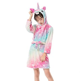 Animal Hooded Nightgown / Bathrobes  For (set-2)