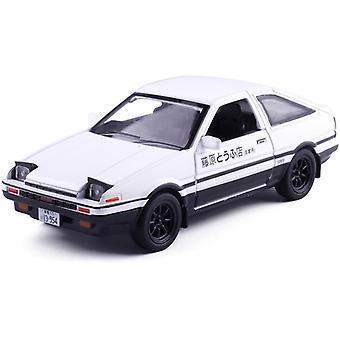 Metal Toy Alloy Car (white)
