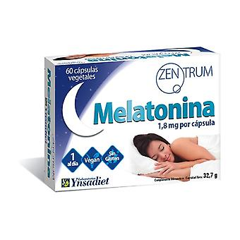 Melatonin Sweet Dreams 60 capsules