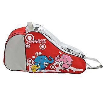 Portable Large Capacity Roller Skates Storage Bag