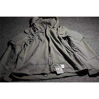 Nylon Soft Zipper Coat, Hiking Climbing Jacket
