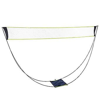 Portable Badminton Net Frame Support Tennis +volleyball